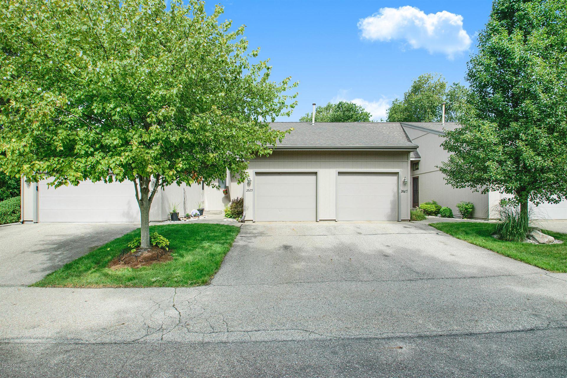 2685 Limestone Lane NE, Grand Rapids, MI 49525 - #: 20038186