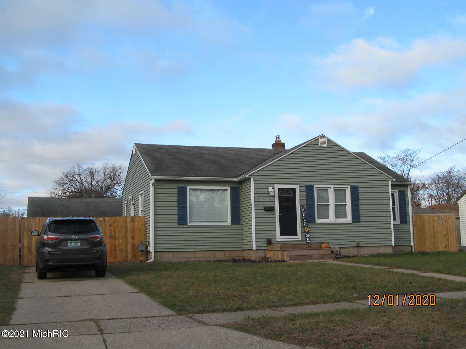 3143 Woodward Avenue SW, Wyoming, MI 49509 - MLS#: 21002186