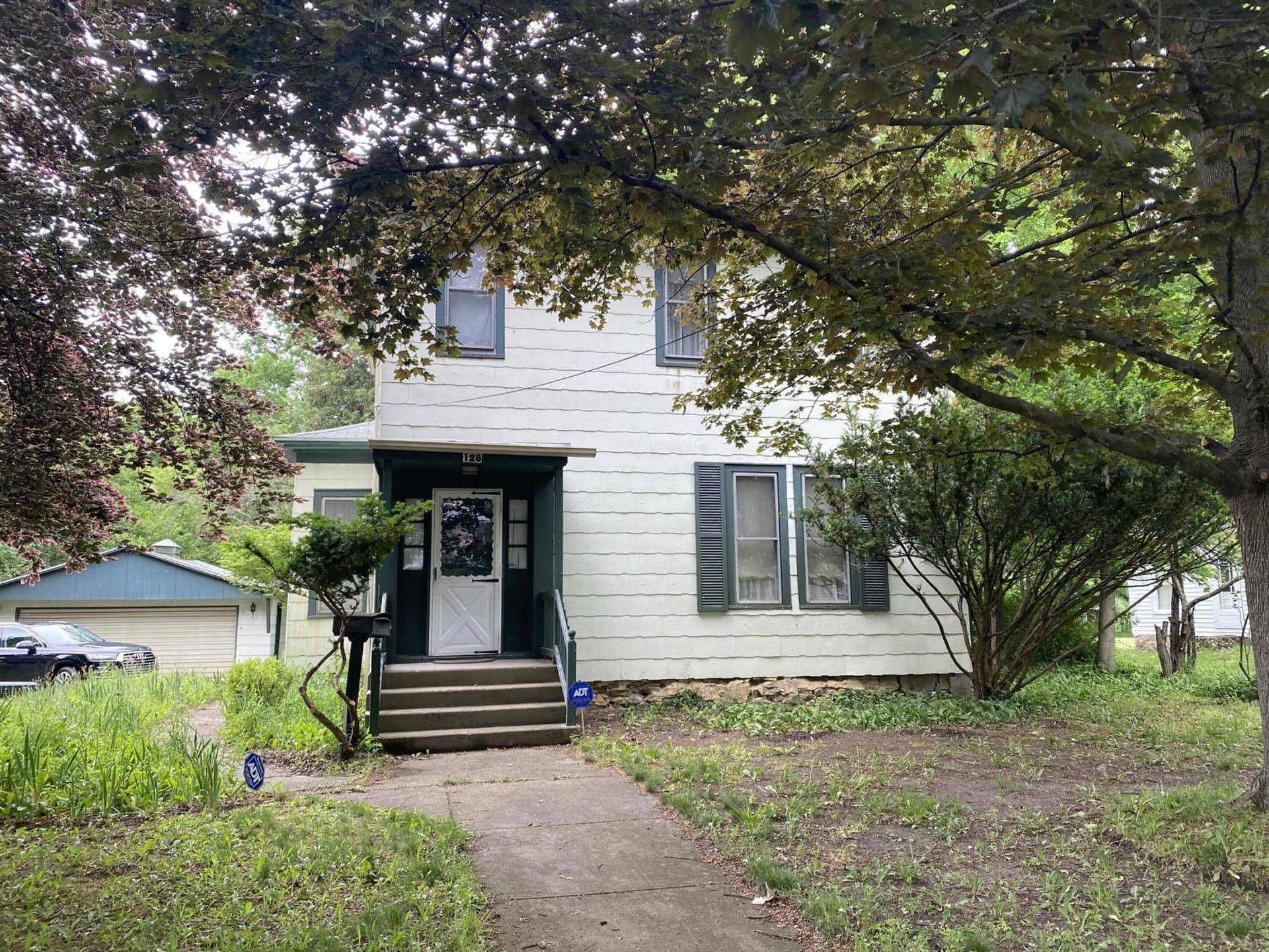 128 Oak Street, Hillsdale, MI 49242 - MLS#: 21022187
