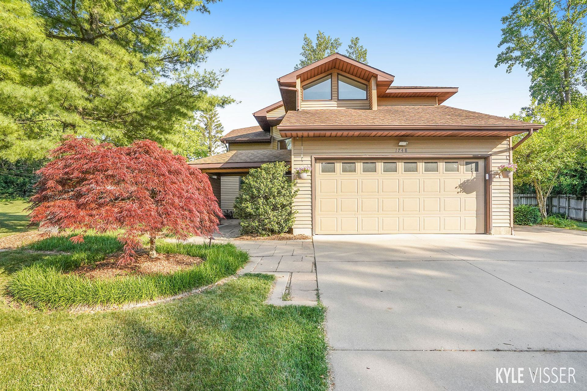 1748 Vesta Lane SE, East Grand Rapids, MI 49506 - MLS#: 21023188