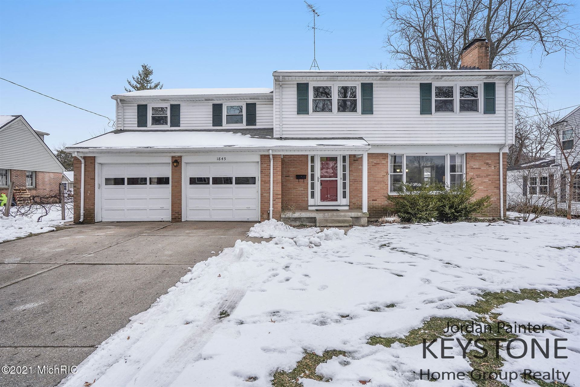 1845 Hutchinson Avenue SE, Grand Rapids, MI 49506 - MLS#: 21001190