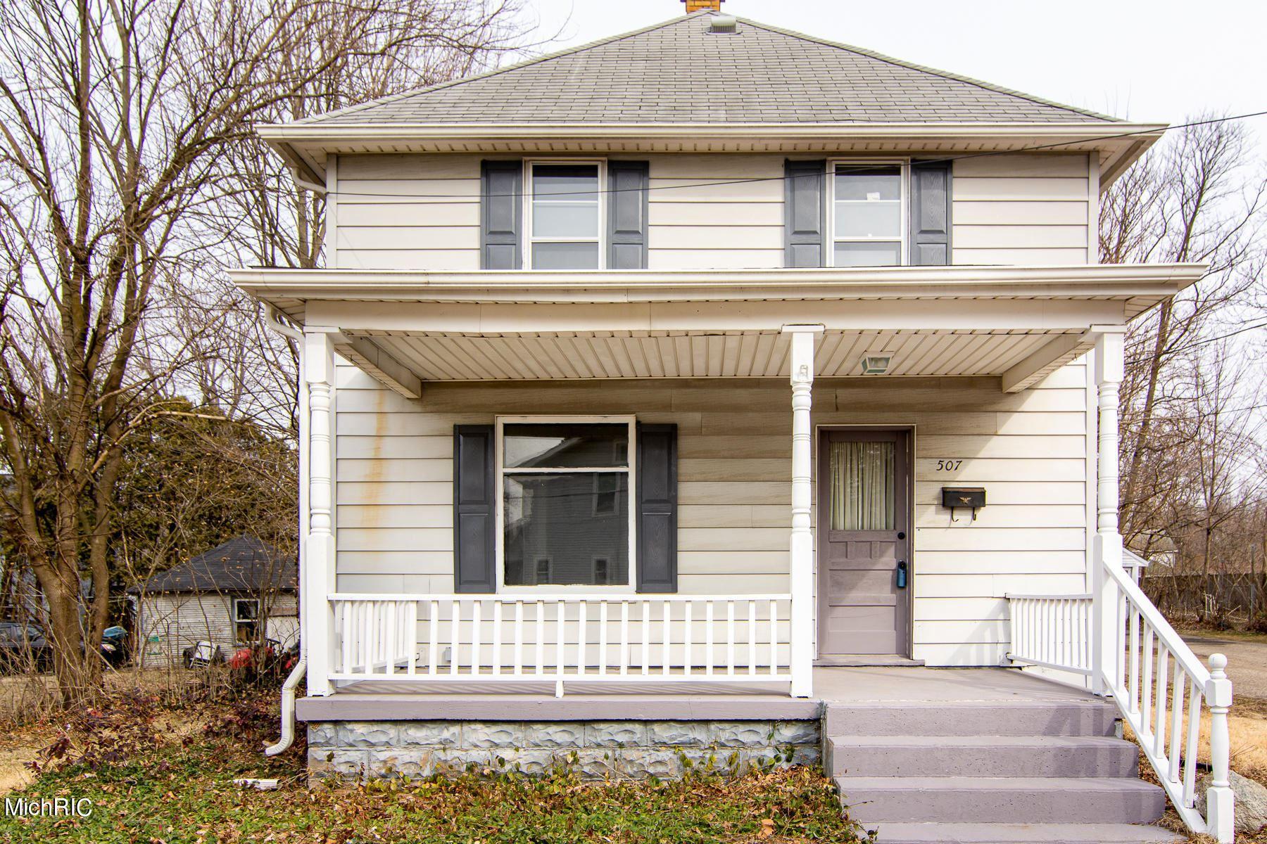 507 Michigan Street, Niles, MI 49120 - MLS#: 21007196