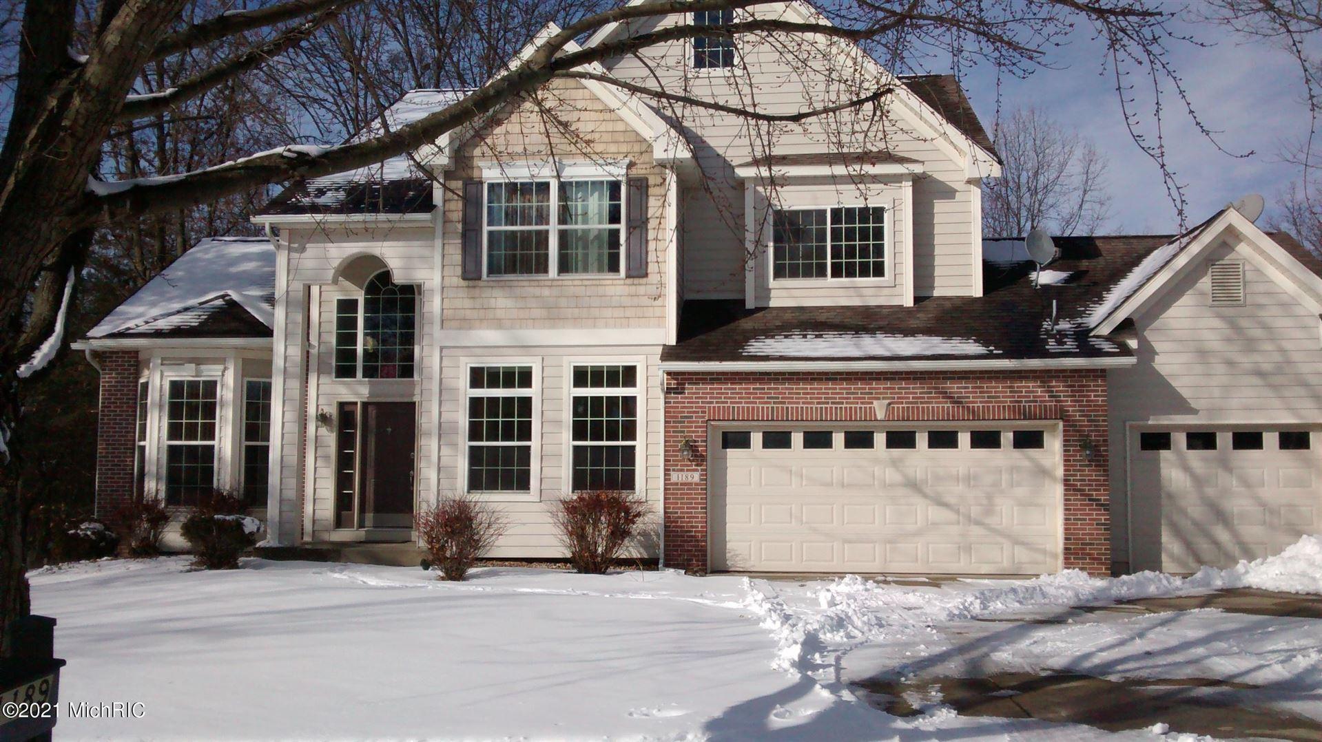 1189 Chaucer Avenue, Portage, MI 49002 - MLS#: 21003201