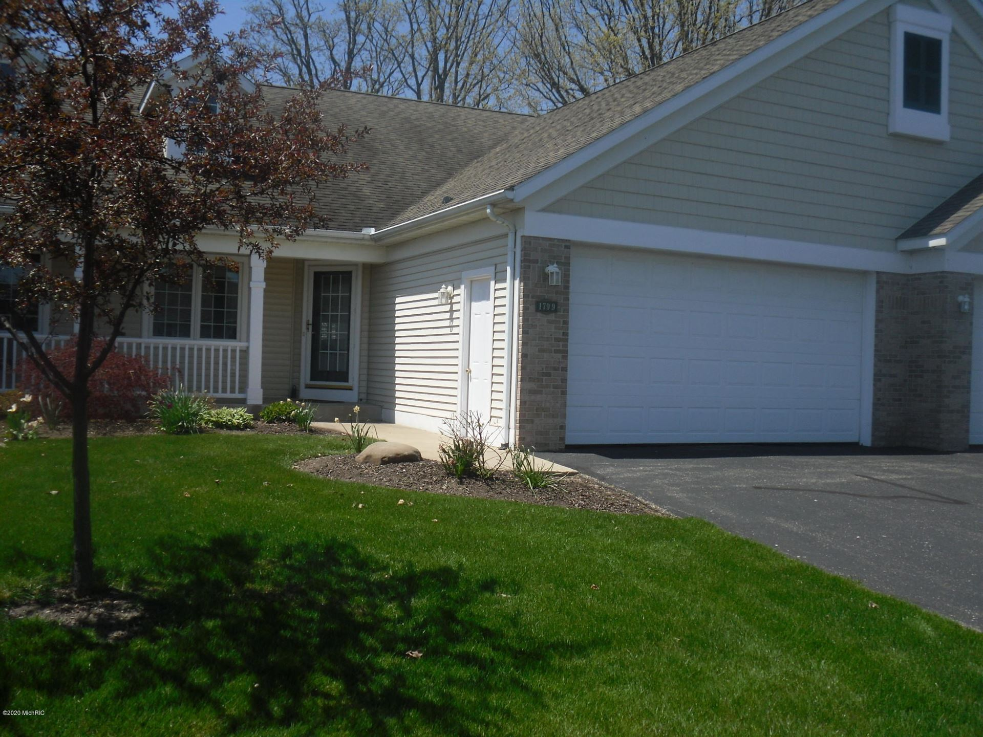 1799 W West Clear Water Drive, Zeeland, MI 49464 - #: 20016203