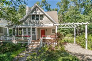 Photo of 18590 Forest Beach Drive, New Buffalo, MI 49117 (MLS # 19018209)