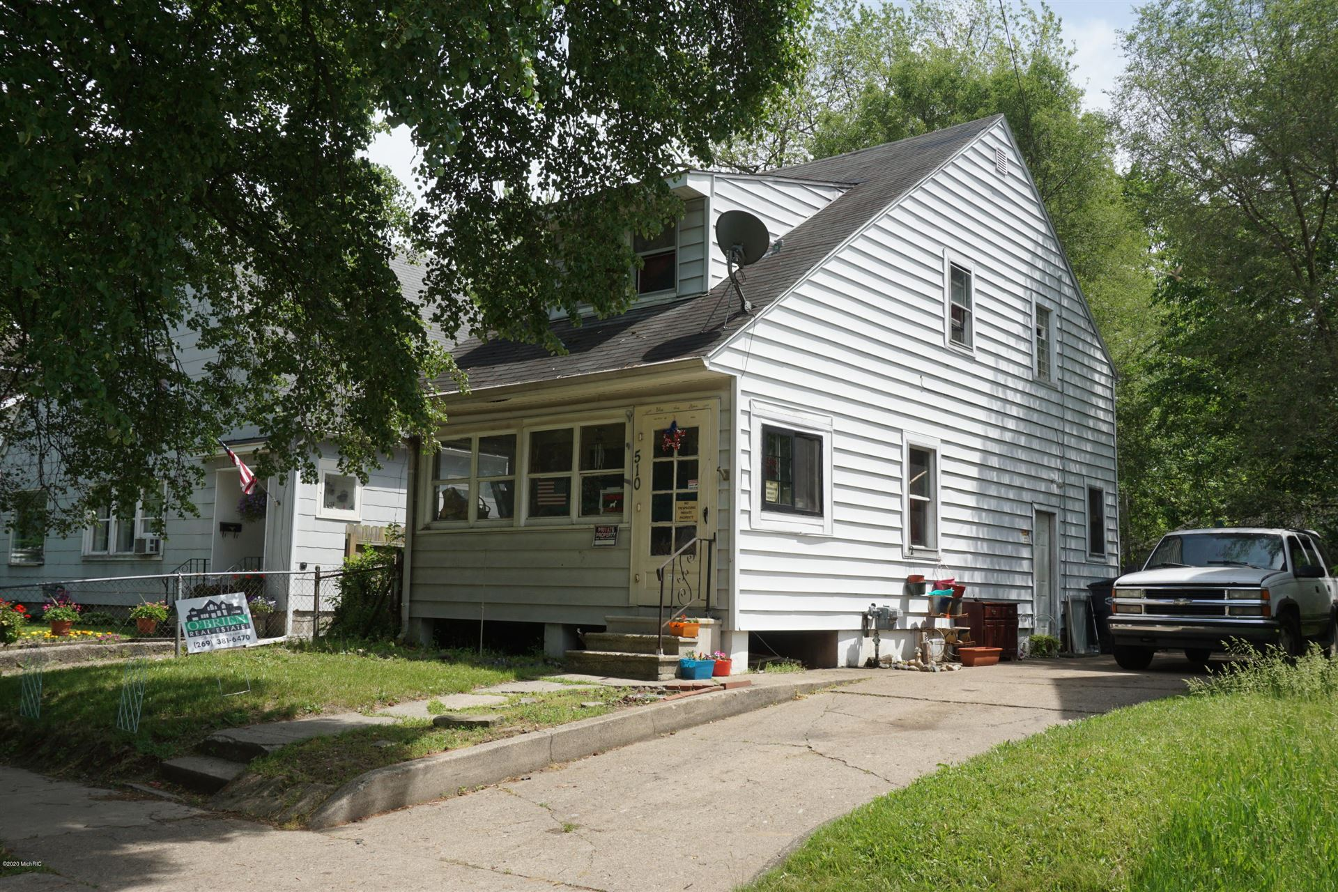 510 Reed Avenue, Kalamazoo, MI 49001 - MLS#: 21012209