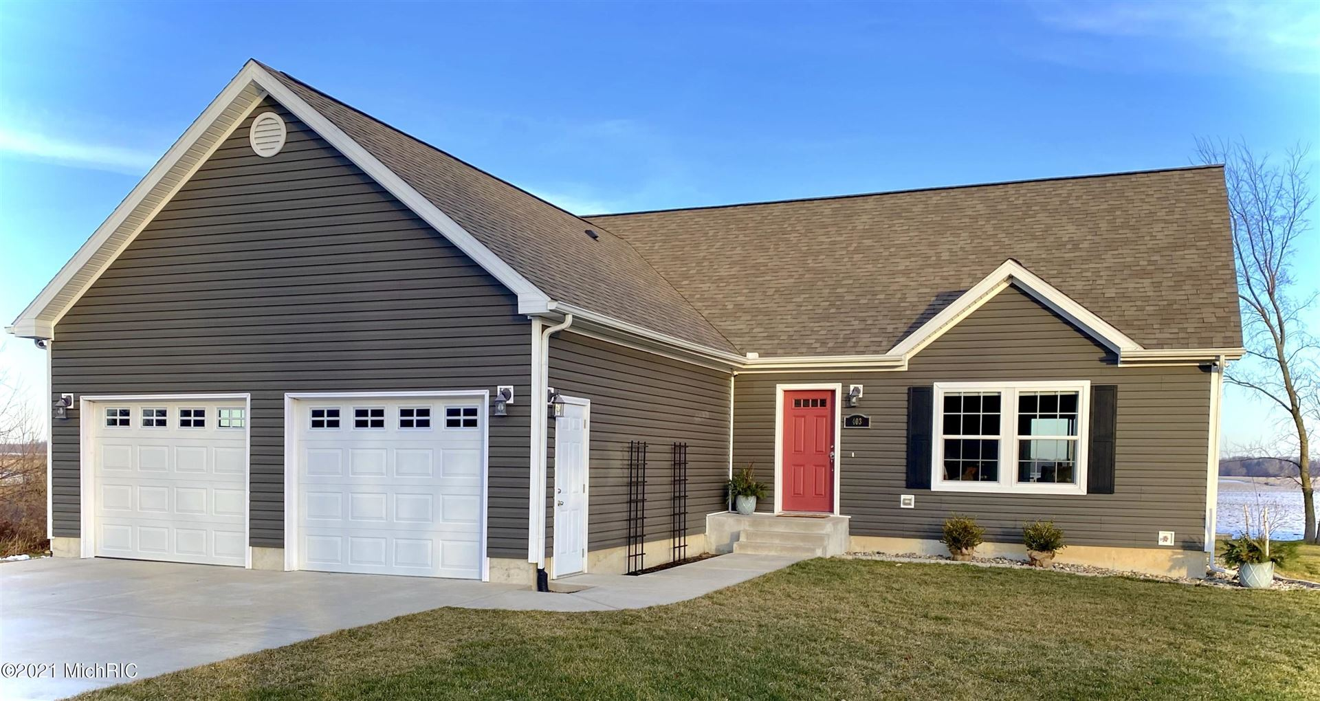 403 Tulip Drive, Three Oaks, MI 49128 - MLS#: 20038211