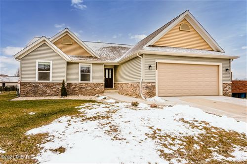 Photo of 4136 Cherry Drive, Bridgman, MI 49106 (MLS # 21001218)