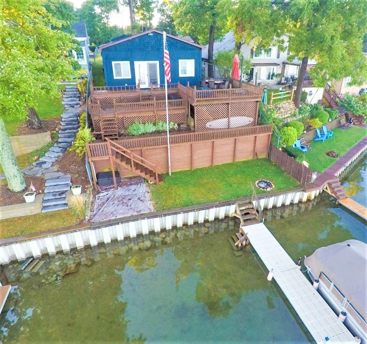 1512 Indian Trail, Pleasant Lake, MI 49272 - MLS#: 21107218