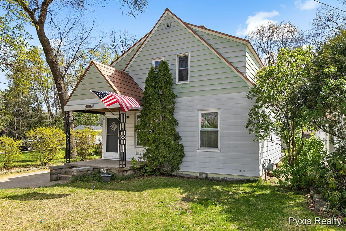 1732 Hanchett Avenue NW, Grand Rapids, MI 49504 - MLS#: 21015221