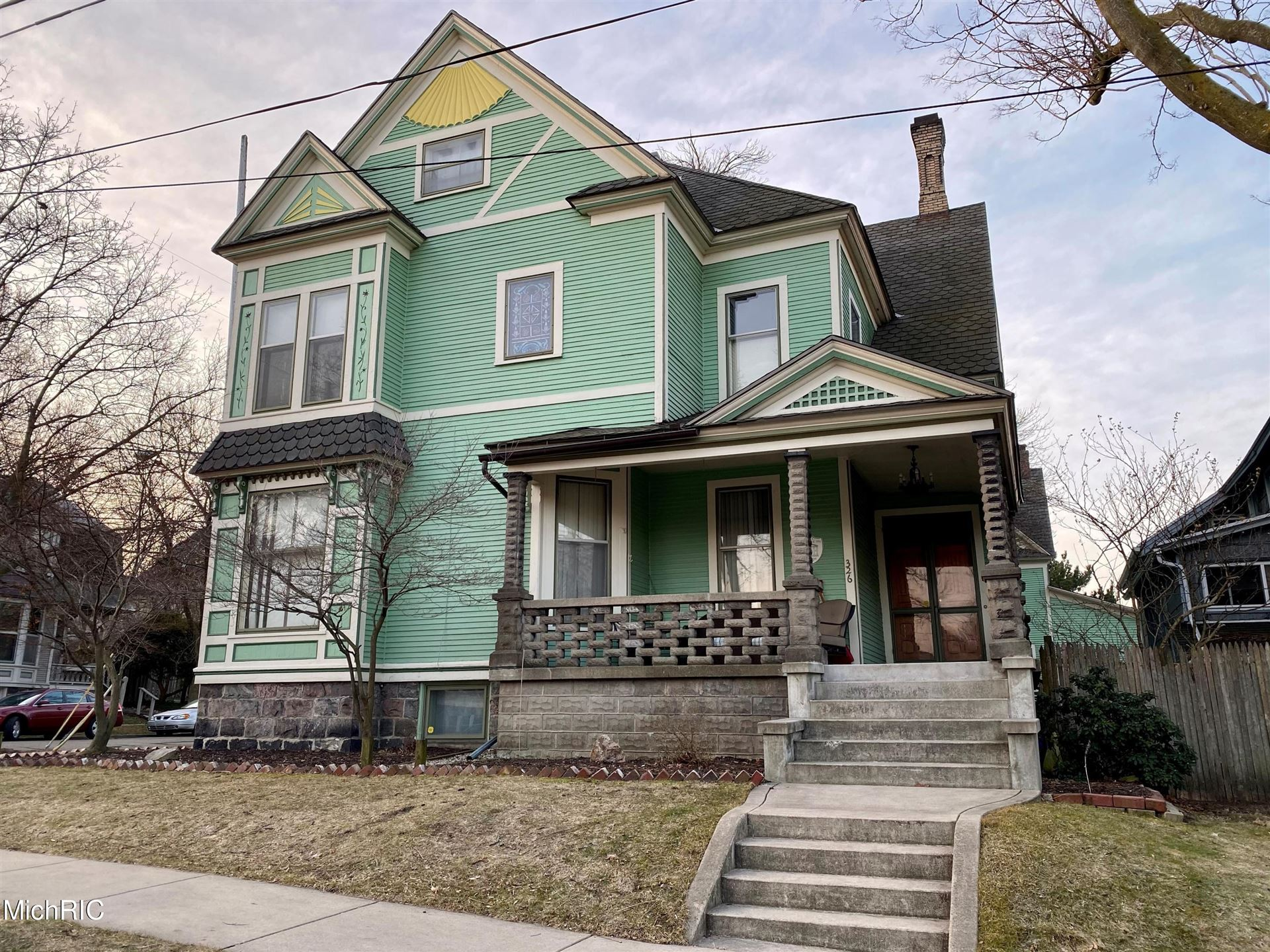 326 Cherry Street SE, Grand Rapids, MI 49503 - MLS#: 21005222