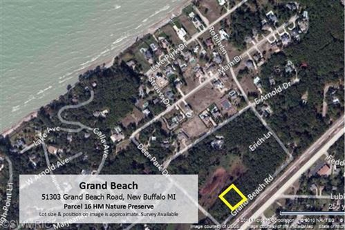 Photo of 51303 Grand Beach Road, New Buffalo, MI 49117 (MLS # 17013224)