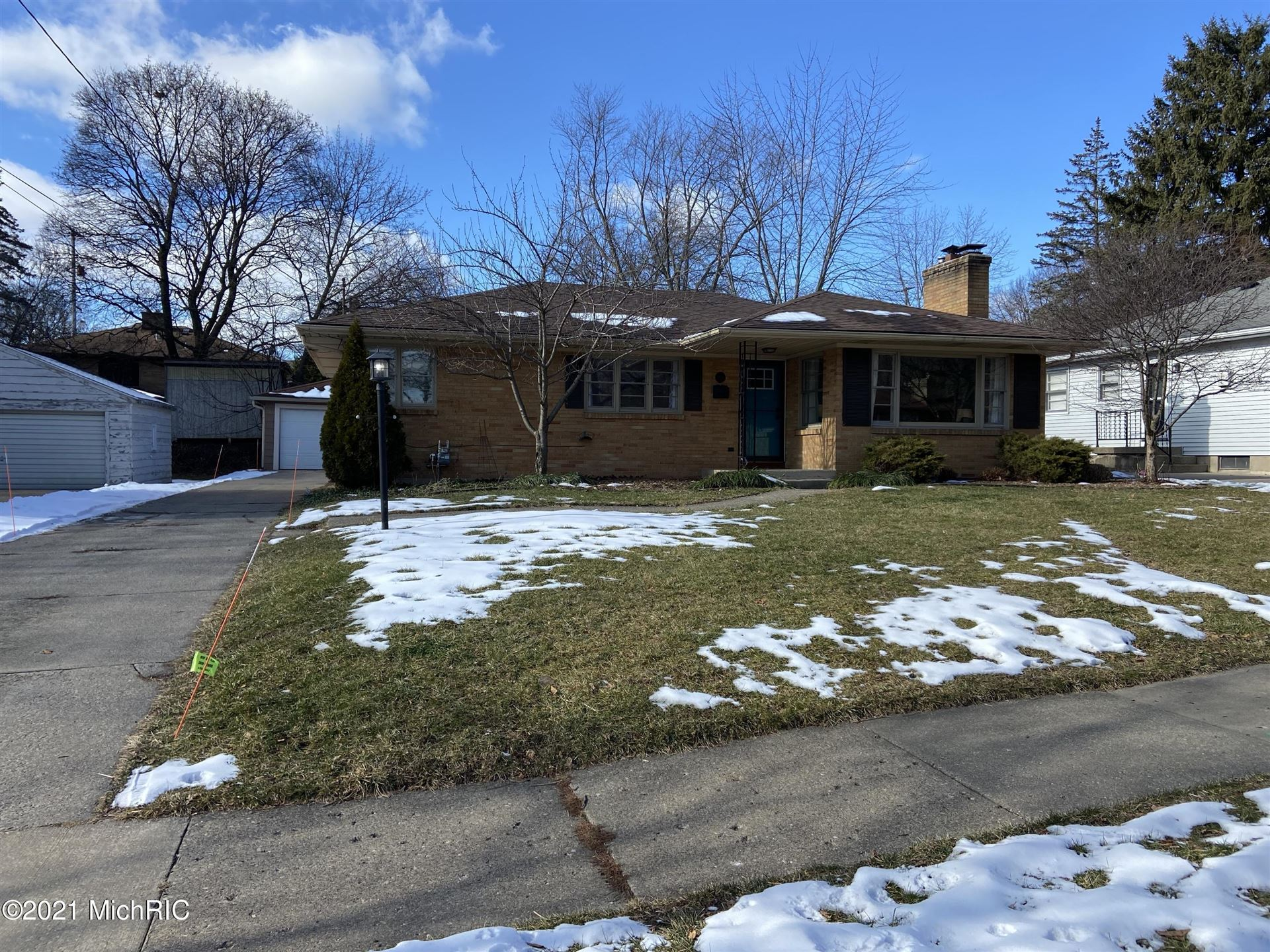 1845 Newton Avenue SE, Grand Rapids, MI 49506 - MLS#: 21002224