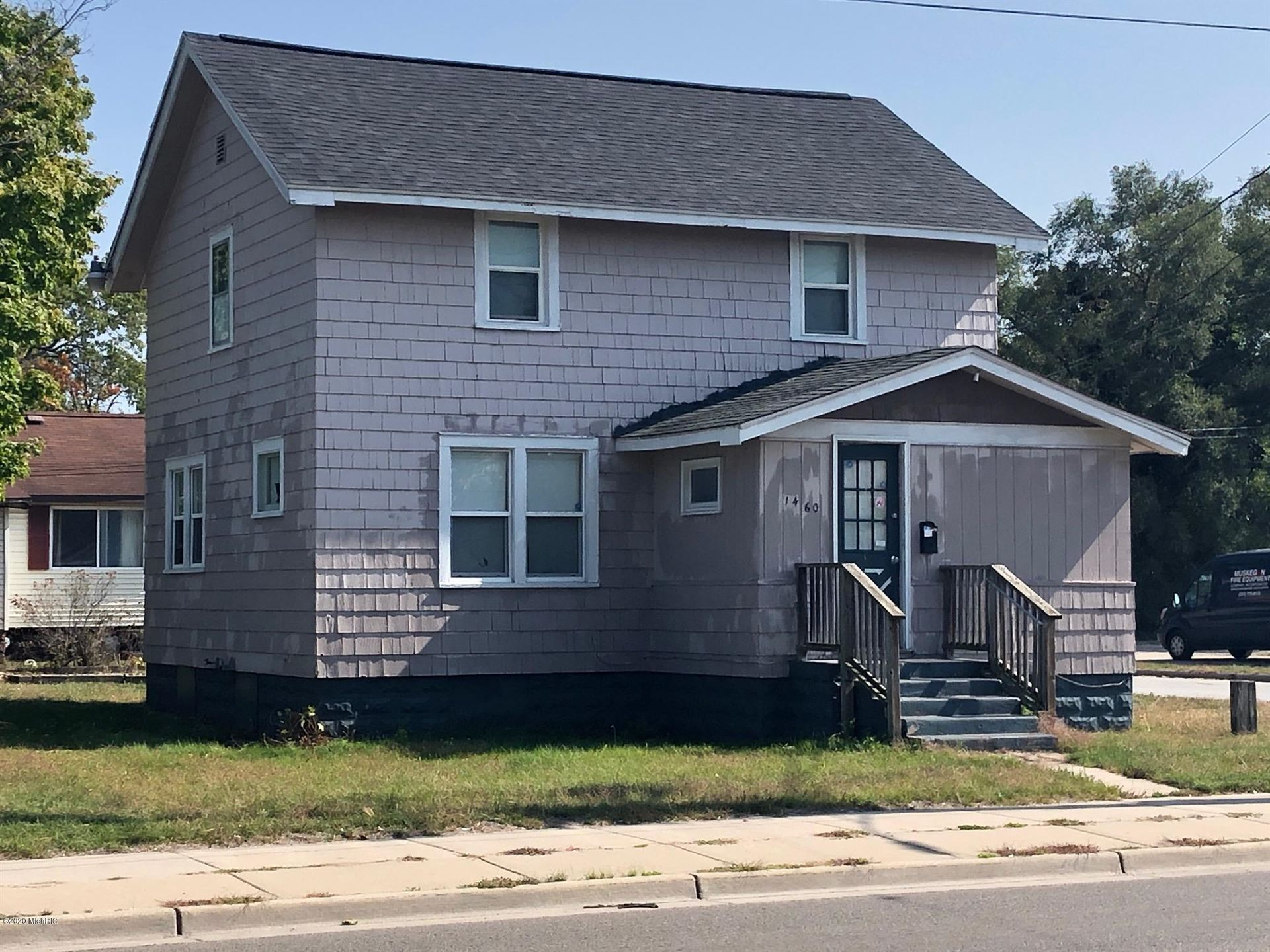 1460 S Getty Street, Muskegon, MI 49442 - MLS#: 20039226