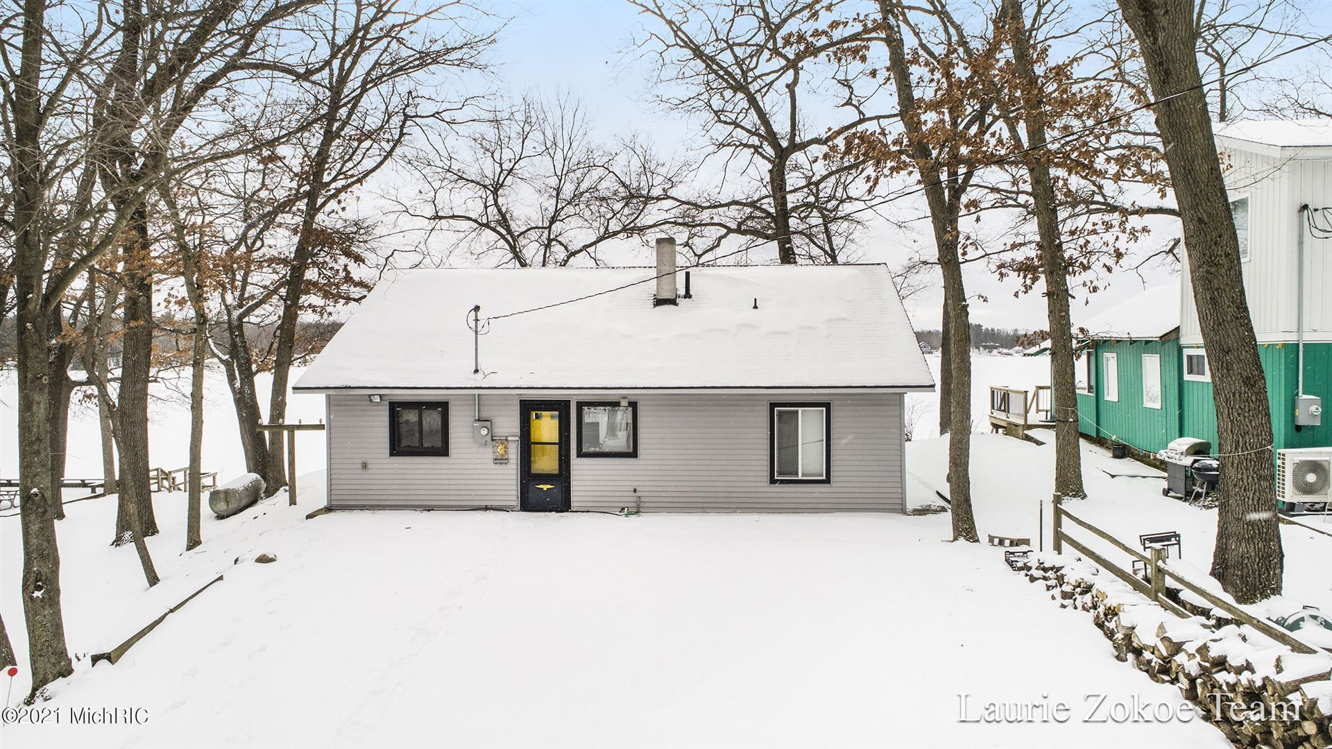 7849 W Minising Point Drive, Baldwin, MI 49304 - MLS#: 21002226