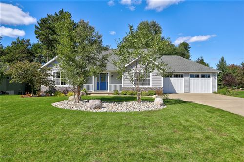 Photo of 9165 Stillwater Drive, West Olive, MI 49460 (MLS # 20039229)