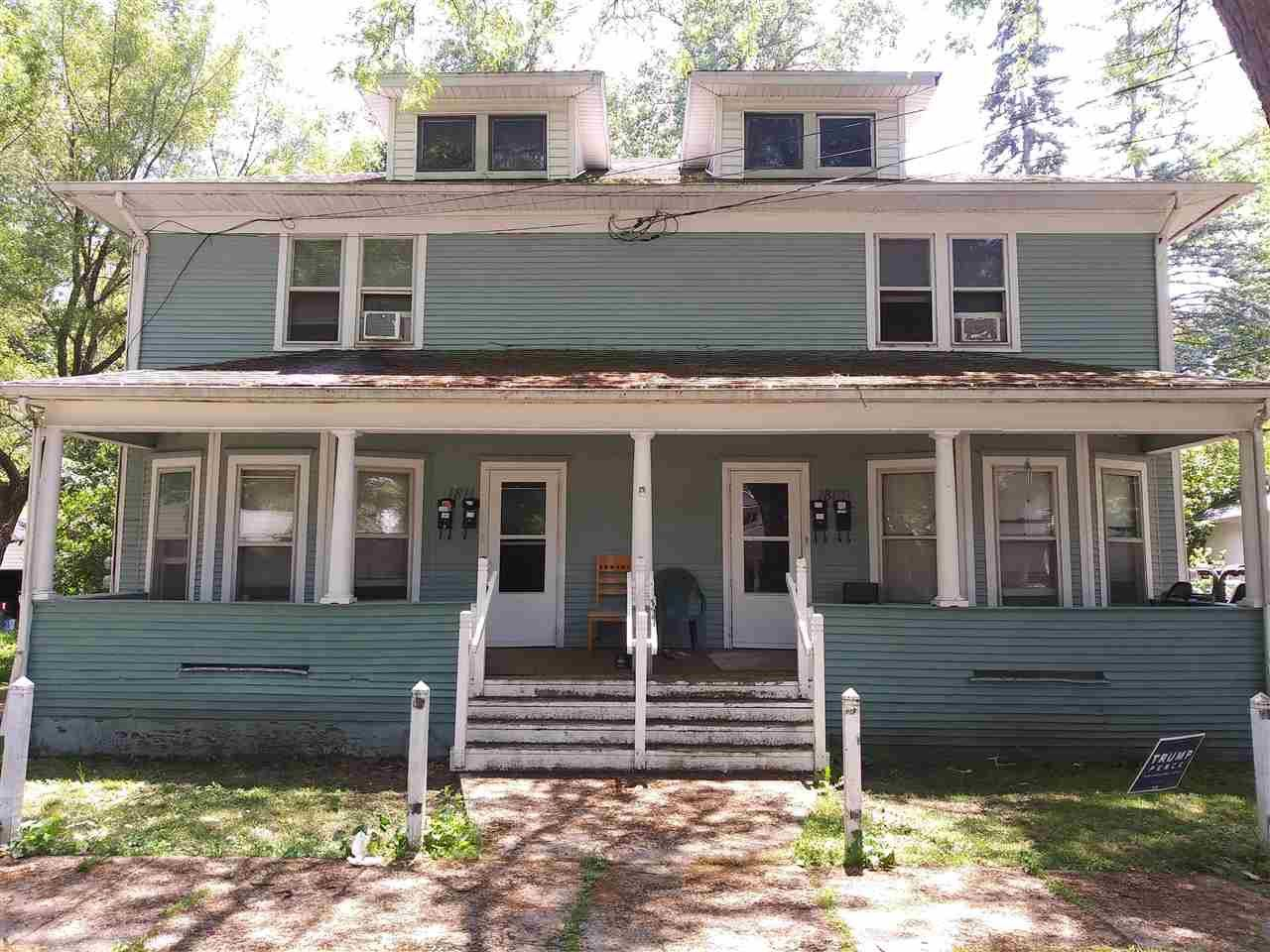1809 DEYO ST, Jackson, MI 49203 - MLS#: 21095230