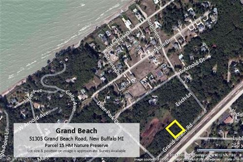 Photo of 51305 Grand Beach Road, New Buffalo, MI 49117 (MLS # 17013232)