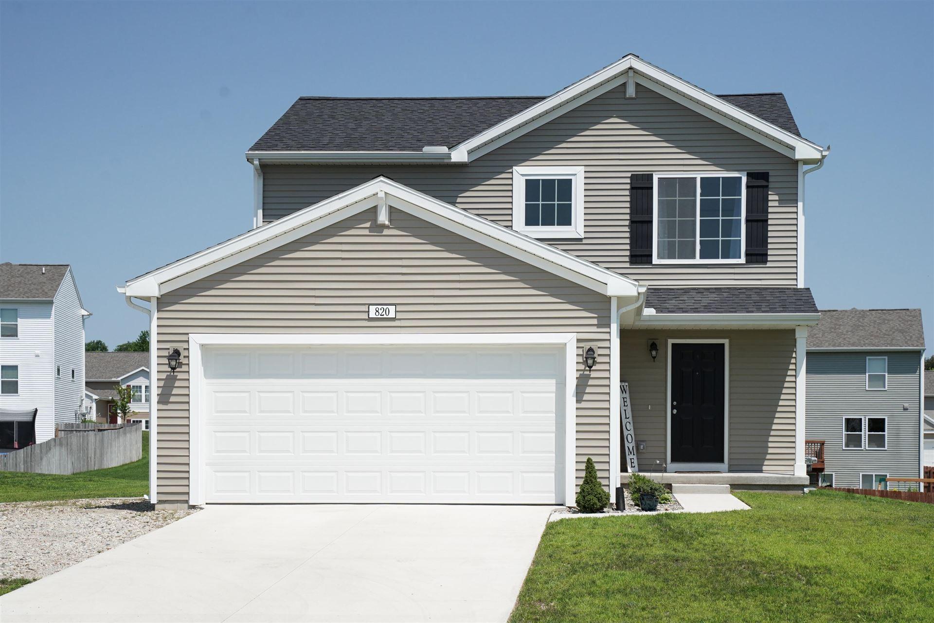 820 Misty Ridge Drive, Middleville, MI 49333 - MLS#: 21097234