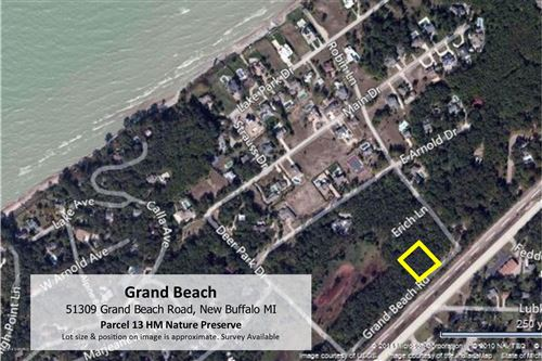 Photo of 51309 Grand Beach Road, New Buffalo, MI 49117 (MLS # 17013240)