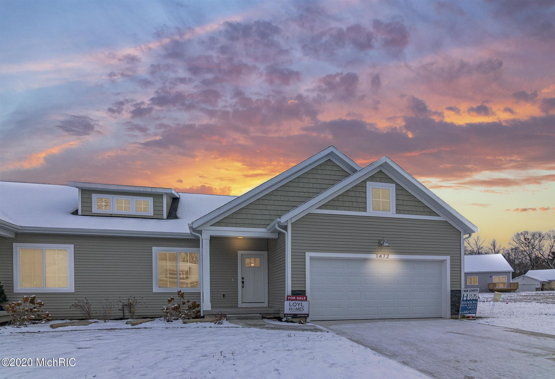 1472 Trail View Drive #16, Greenville, MI 48838 - #: 20010242