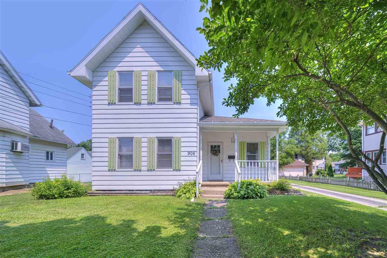 906 W FRANKLIN ST, Jackson, MI 49203 - MLS#: 21097242