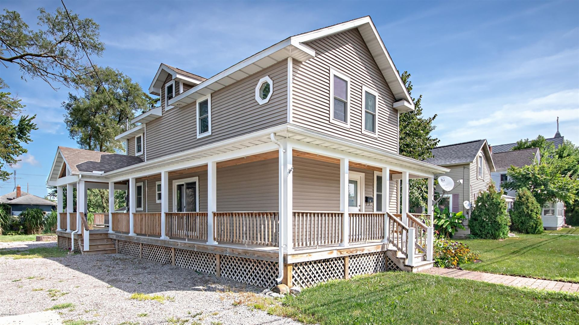 18 W Ash Street, Three Oaks, MI 49128 - MLS#: 20037243