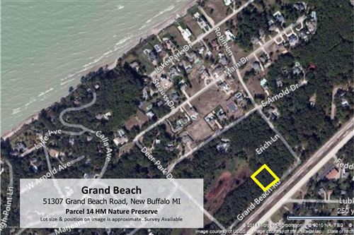 Photo of 51307 Grand Beach Road, New Buffalo, MI 49117 (MLS # 17013244)
