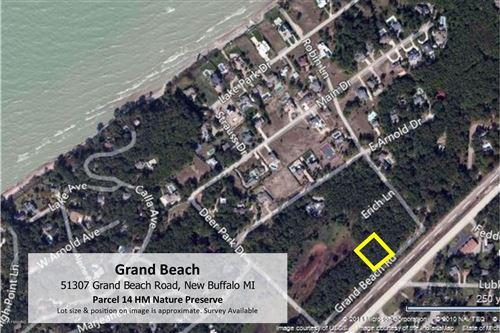 Photo of 51307 Grand Beach Road, New Buffalo, MI 49117 (MLS # 17013244)