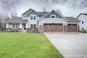 Photo of 6441 Summer Meadows Drive NE, Rockford, MI 49341 (MLS # 19005245)