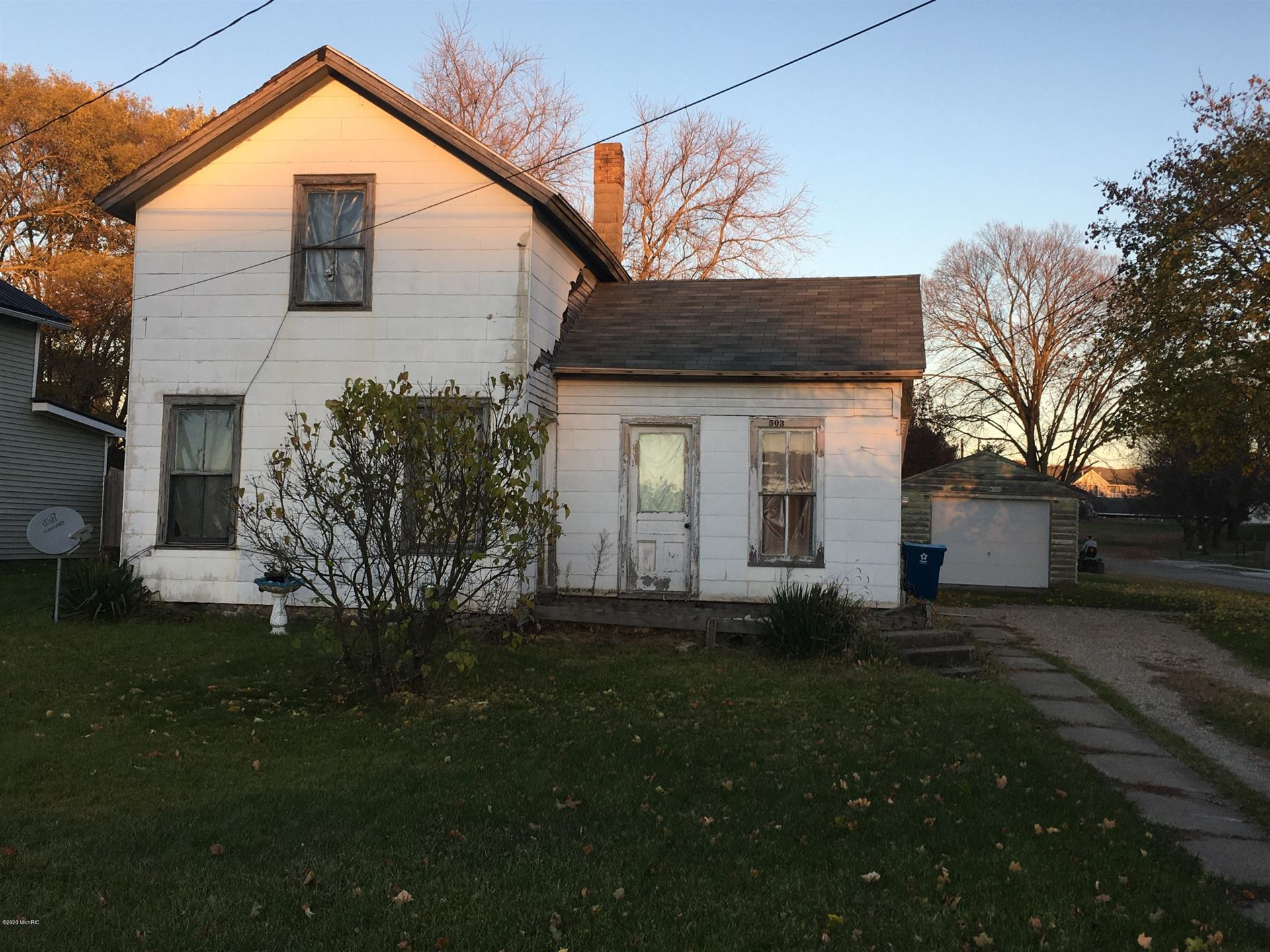 503 grand rapids Street, Middleville, MI 49333 - MLS#: 20046250