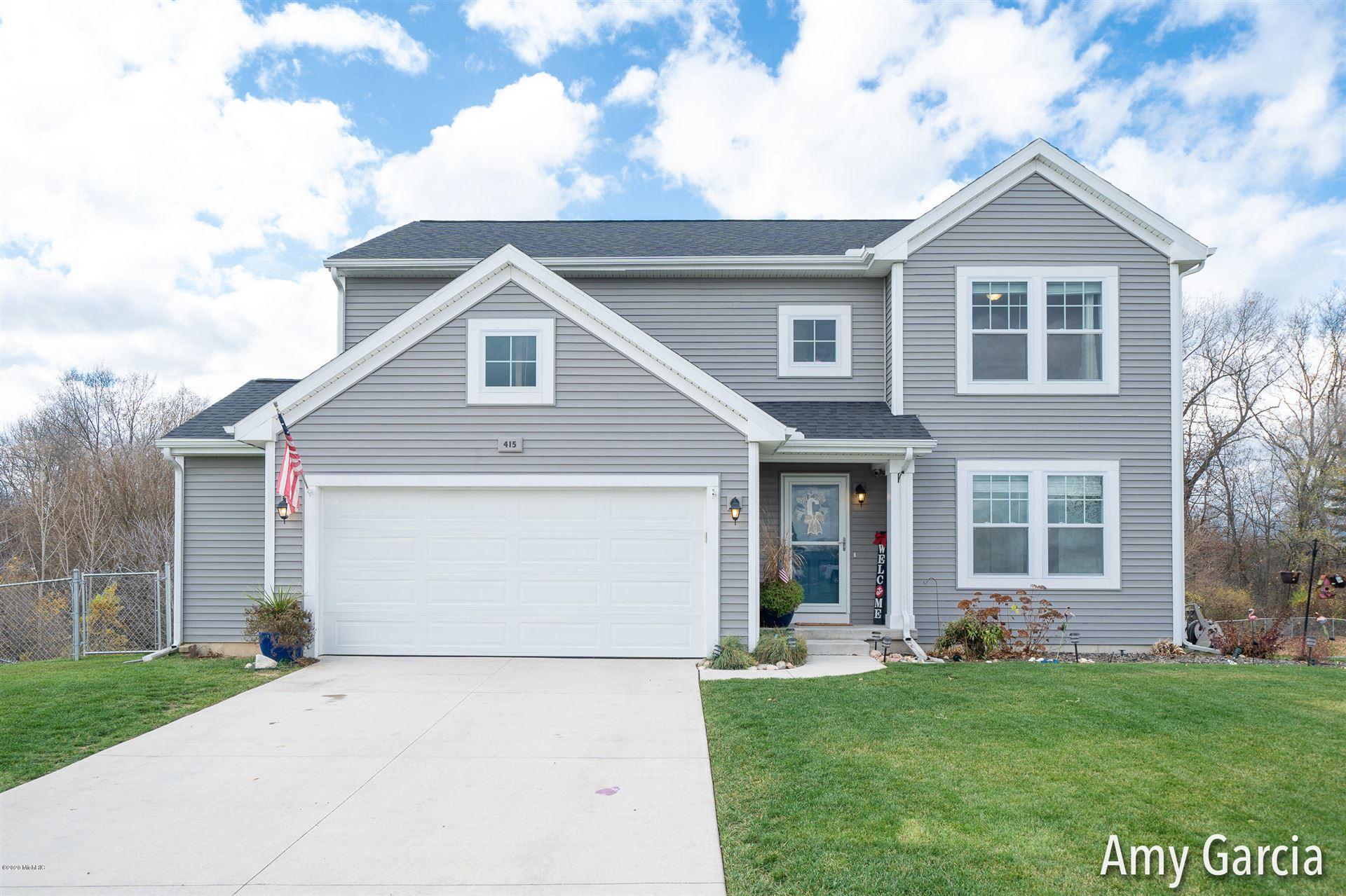 415 Oak Meadow Drive, Middleville, MI 49333 - #: 20047251