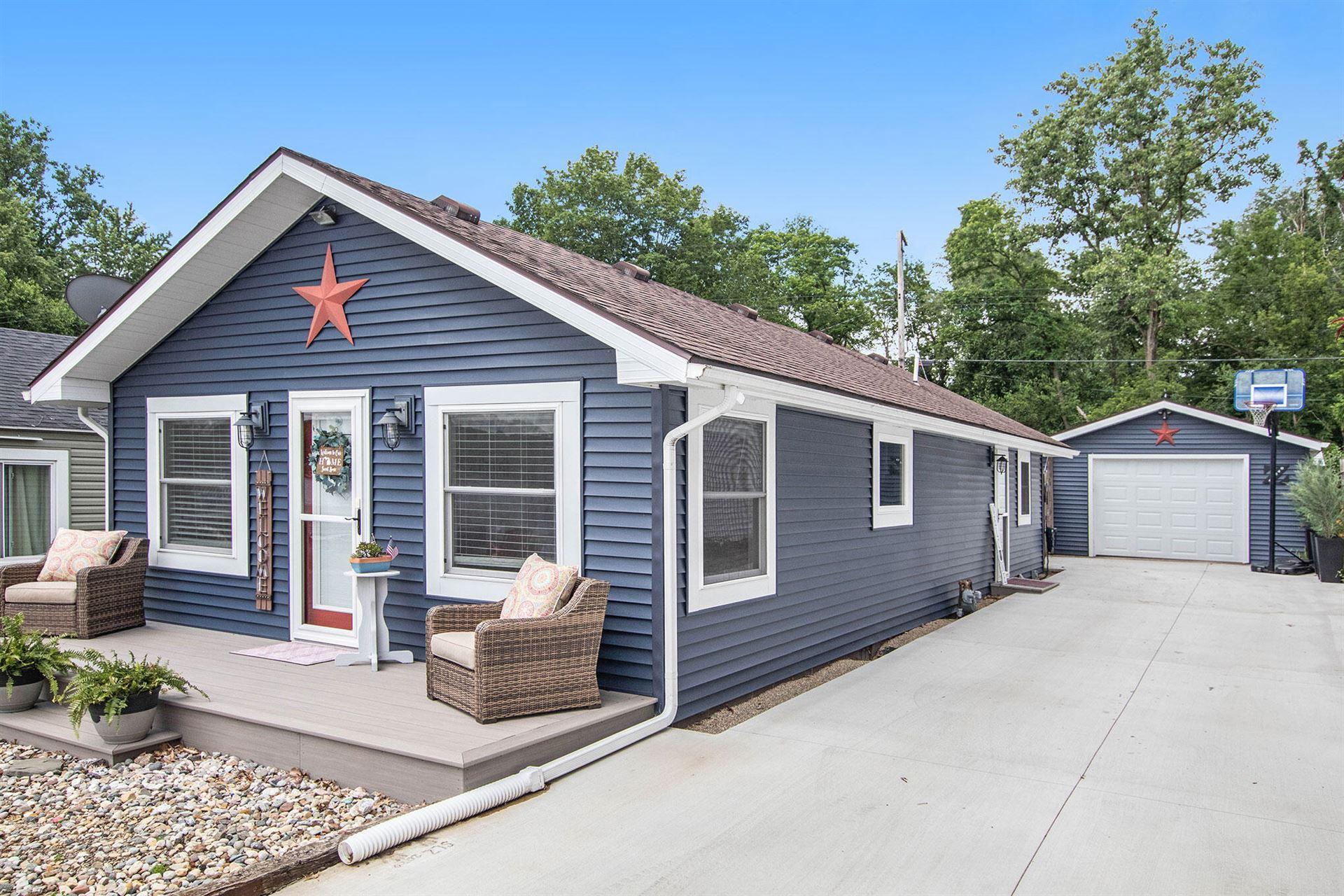 63340 W Fish Lake Road, Sturgis, MI 49091 - MLS#: 21024256