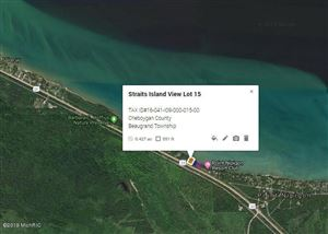 Photo of W US-23 Highway #Lots 15,16 & 17, Cheboygan, MI 49721 (MLS # 19038258)