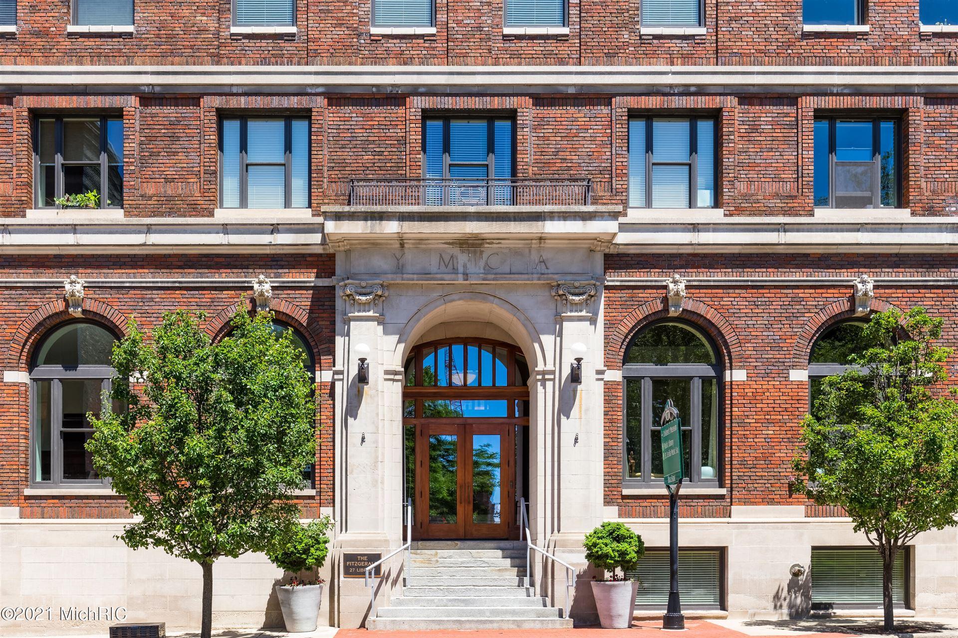27 Library Street NE #404, Grand Rapids, MI 49503 - #: 20038258