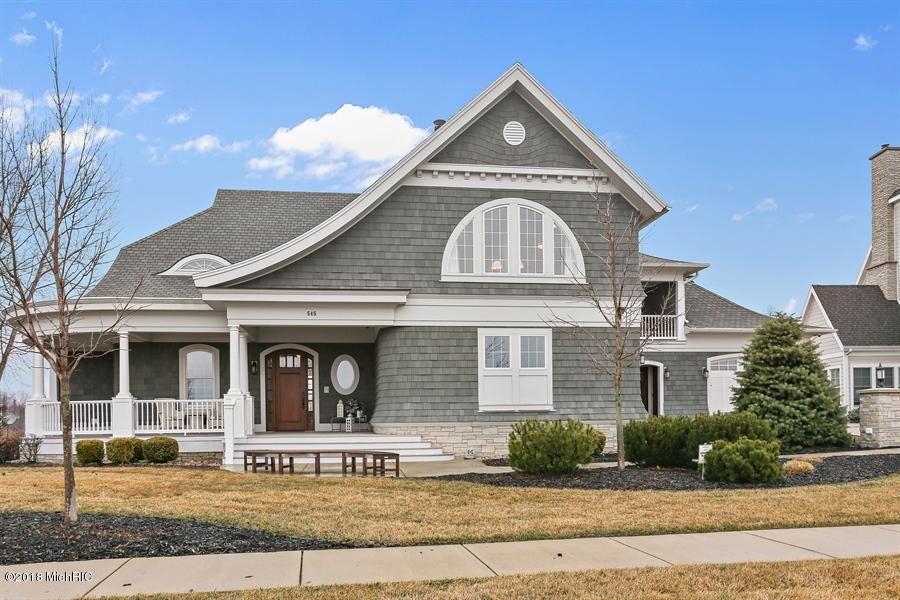 545 Golden Bear Court, Saint Joseph, MI 49085 - MLS#: 19005259