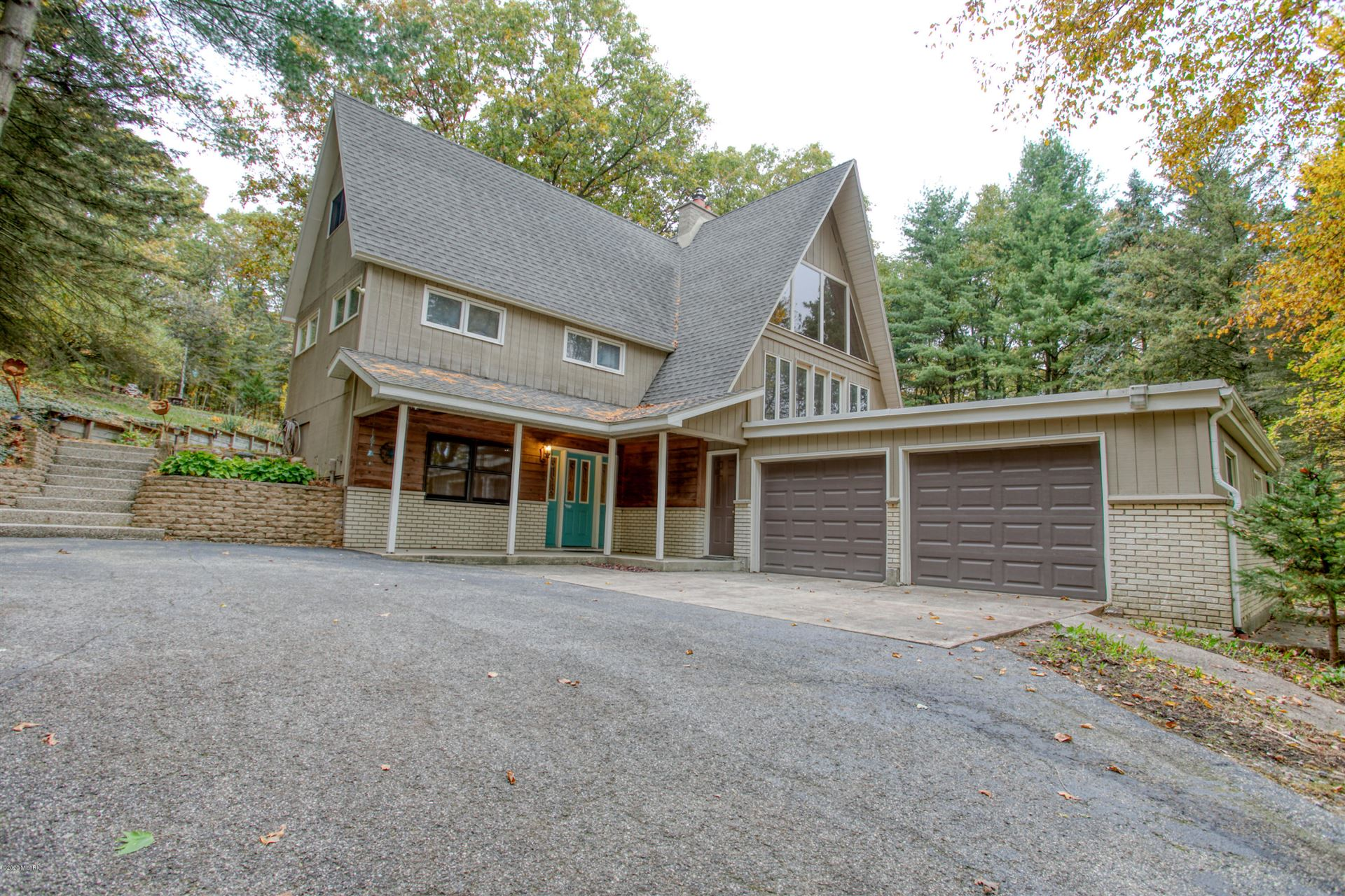 7715 Thornapple River Drive SE, Caledonia, MI 49316 - MLS#: 20043263