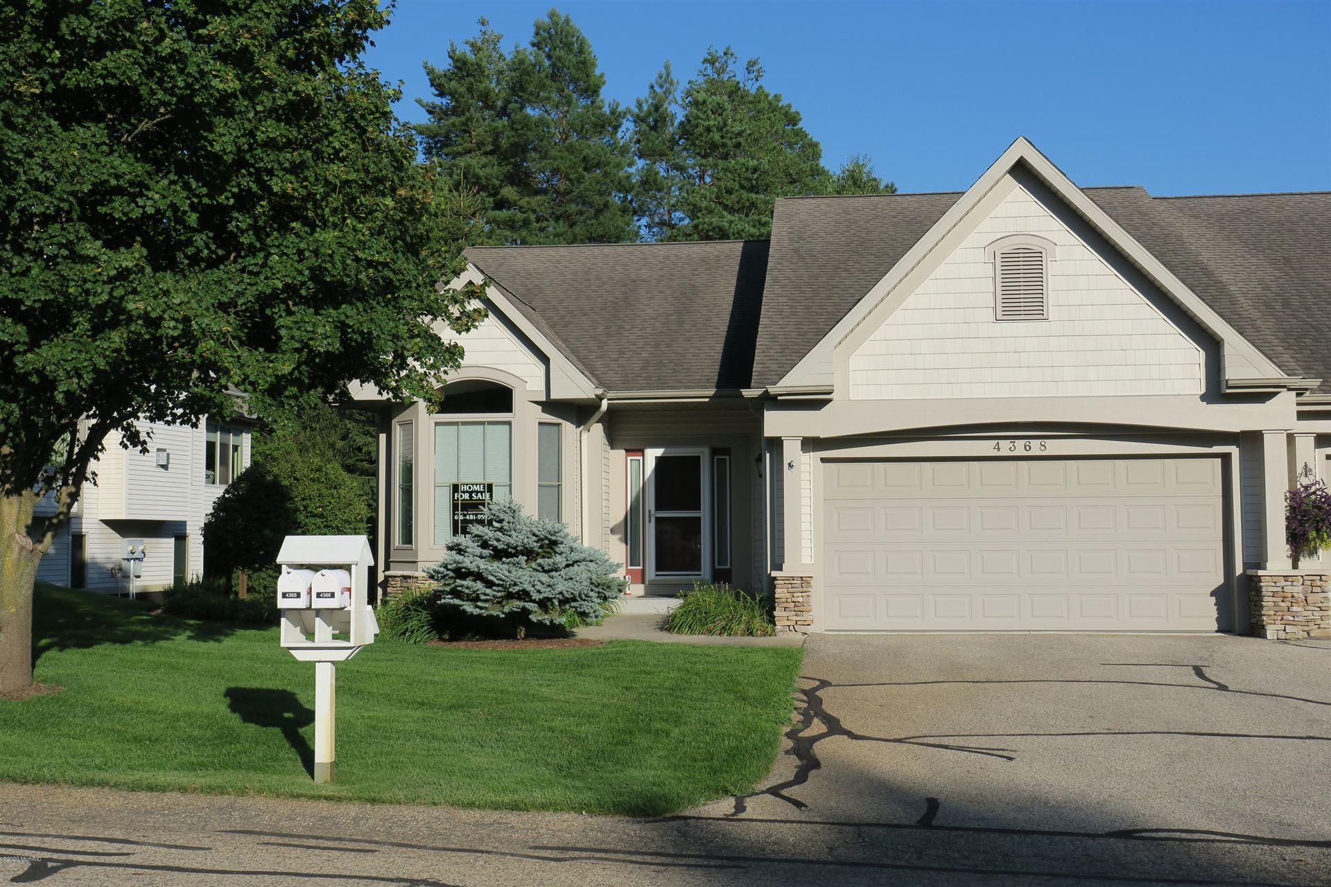 4368 Willow Lane Drive NE #5, Grand Rapids, MI 49525 - MLS#: 20026266