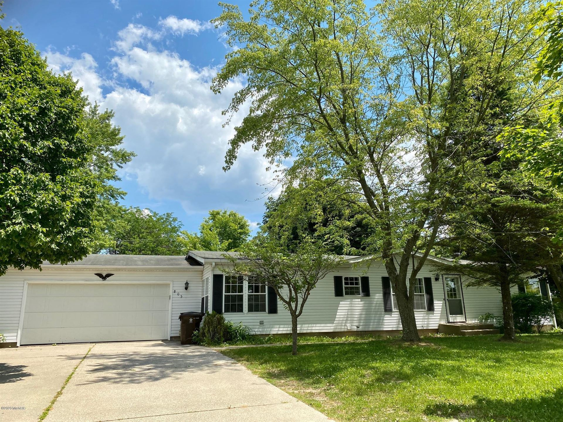 805 Ives Avenue, Big Rapids, MI 49307 - #: 19058277