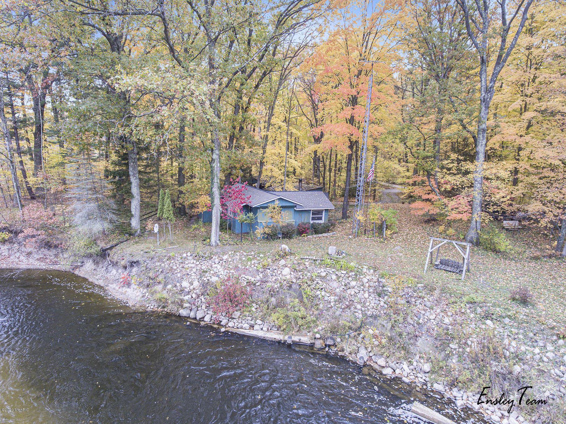 9550 E New River Drive, Howard City, MI 49329 - MLS#: 20043277