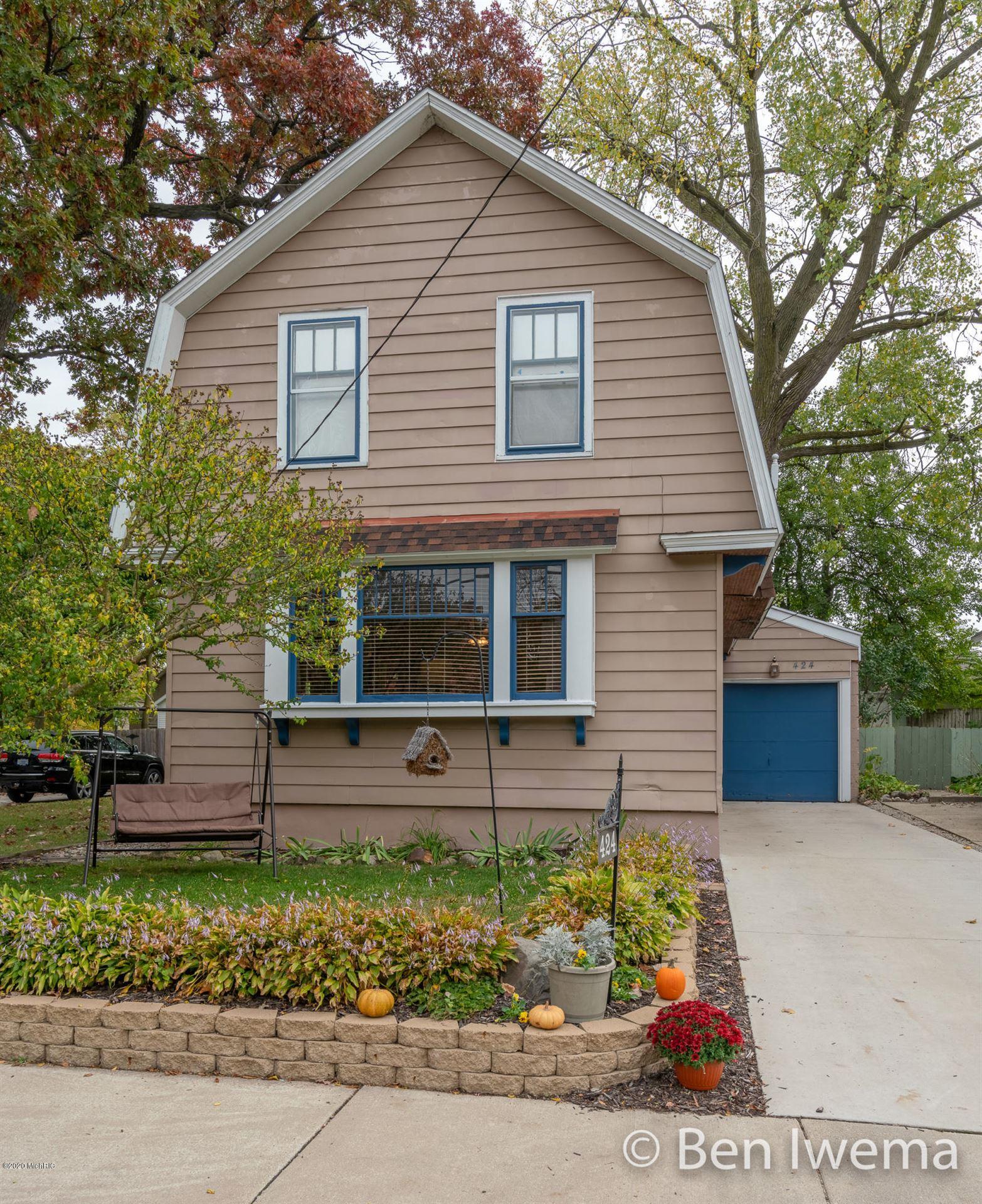 424 Union Avenue SE, Grand Rapids, MI 49503 - MLS#: 20044286