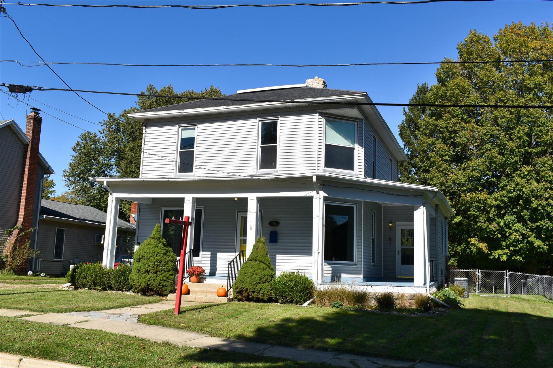 106 W 3rd Street, Buchanan, MI 49107 - MLS#: 21111286