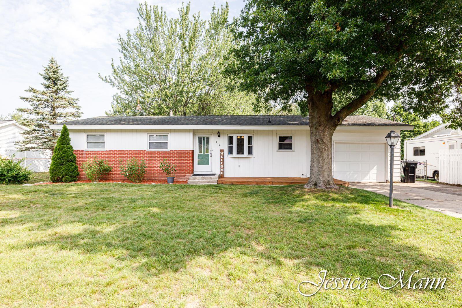 323 E Beech Street NE, Cedar Springs, MI 49319 - MLS#: 21095287