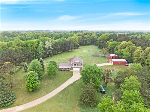 Photo of 505 S Bassett Lake Road, Middleville, MI 49333 (MLS # 20019289)