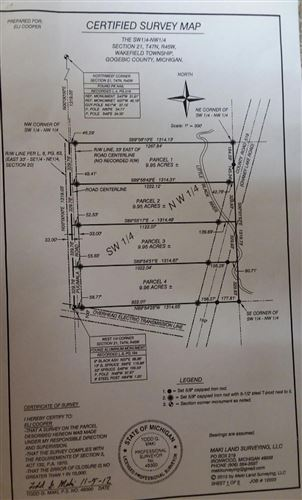Photo of 0 Highway 519 #Parcel 1, Ironwood, MI 49938 (MLS # 17035291)