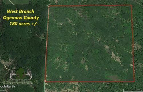 Photo of 0VL Snake Trail, West Branch, MI 48661 (MLS # 21023296)