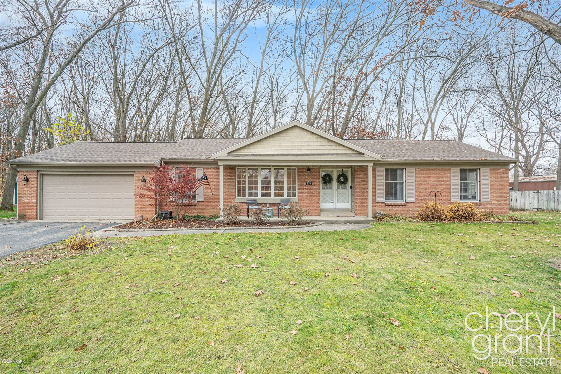 419 Walnut Woods Court, Plainwell, MI 49080 - #: 20047299