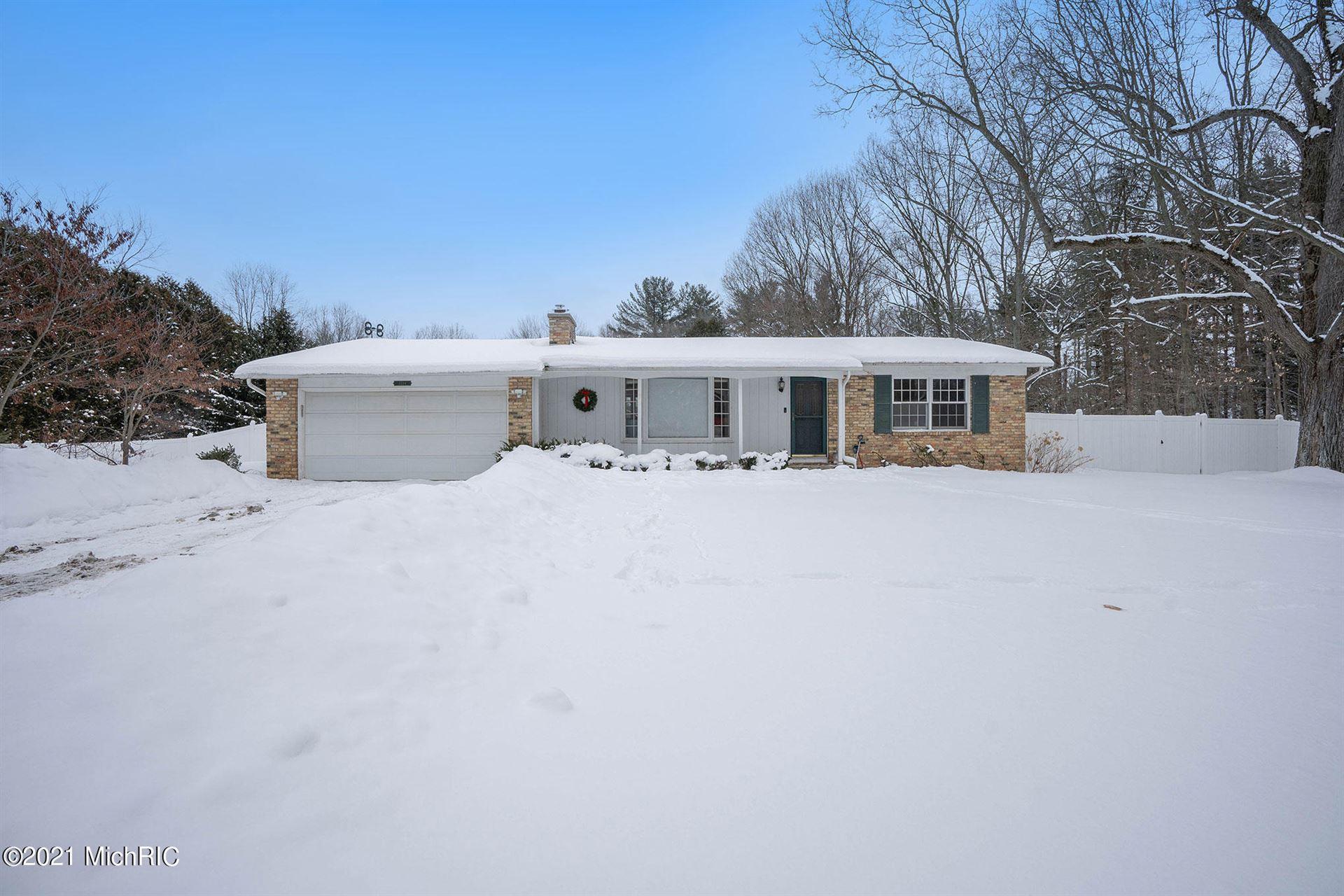 Photo of 7214 Ramsdell Drive NE, Rockford, MI 49341 (MLS # 21004299)