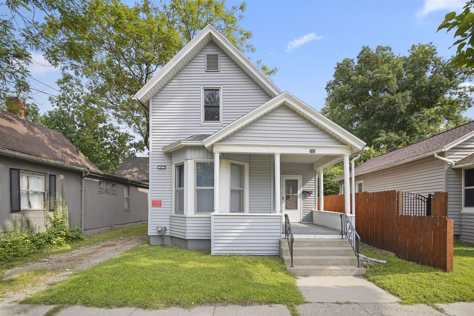 202 E Trail Street, Jackson, MI 49201 - MLS#: 21099299