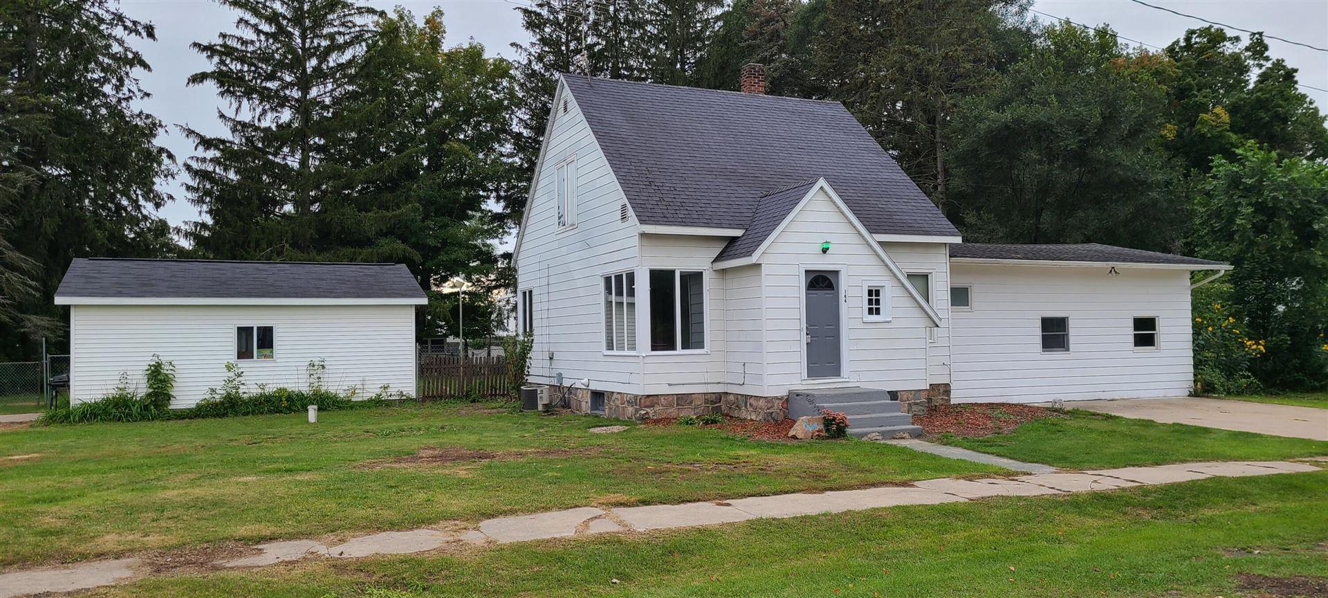 144 Clark Street, Six Lakes, MI 48886 - MLS#: 21107299